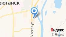 Миграционный центр на карте