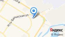 Ремонтное Энергомеханическое предприятие на карте