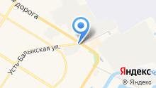 СТО-КОЛЁС на карте