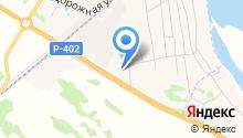 Сиблюкс на карте