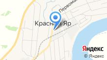 Администрация Красноярского городского поселения на карте