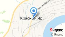 Красноярская районная больница на карте