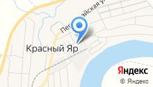 Омский центр недвижимости и ипотеки на карте