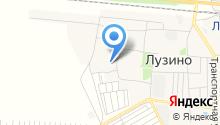 Лузинская средняя общеобразовательная школа №2 на карте