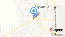 АЗС Фаворит-Сервис на карте
