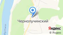 Почтовое отделение №517 на карте