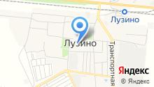 Лузинский-3 на карте