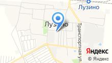Новоград на карте
