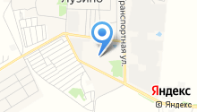 Спортивный комплекс с. Лузино на карте