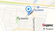 Администрация Лузинского сельского поселения на карте