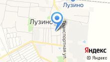 Лузинский-2 на карте