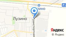 Омский кондитер на карте