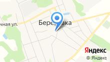 Администрация Берёзовского сельского поселения на карте
