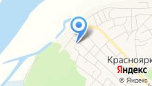 Омскгоргаз на карте