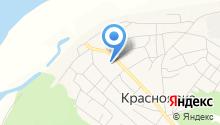 Красноярская адаптивная школа-интернат на карте