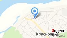 Красноярская библиотека на карте