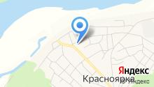 Красноярский на карте