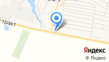 Большие Детали на карте