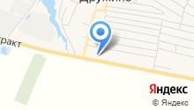 АЗС-Мостовик на карте