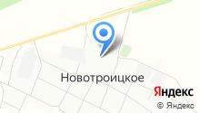 Грибы Сибири на карте