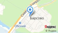 Барсовский центр досуга и творчества, МАУ на карте