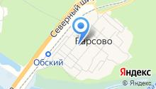 Сургутский клинический перинатальный центр на карте