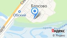 Храм во имя святого праведного Симеона Верхотурского на карте