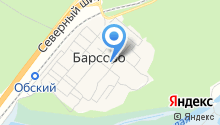 Управление механизации и строительства-6, ЗАО на карте