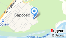 Мостострой-11 на карте