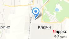 Ключевской №2 на карте