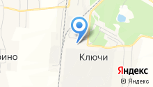Сибириада на карте
