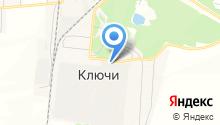 Ключевская детская школа искусств на карте