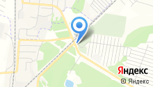 Омский областной комбинат специальных услуг на карте