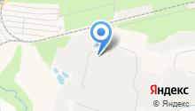 Сайгатина на карте