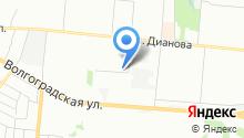 ANTONY на карте