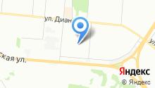 a`Recom на карте