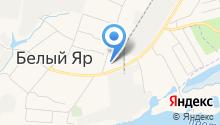 Станис на карте
