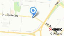 ALEX FITNESS на карте
