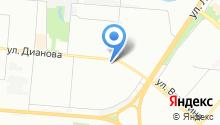 AlexFitnessBar на карте