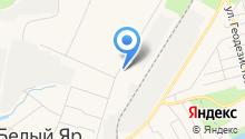 КМБ на карте