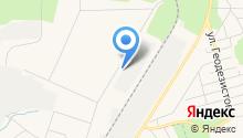 АиС на карте