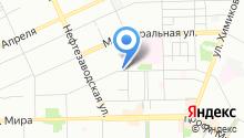 Bishkekchanka на карте