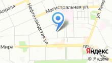 Fly на карте