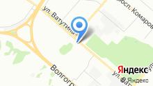 похоронный комплекс реквием на карте