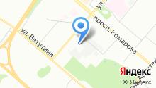 СТРОЙТРЕСТ на карте