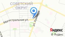 А-КОНСАЛТ на карте