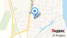 Омский аграрно-технологический колледж на карте