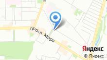 Amellia на карте
