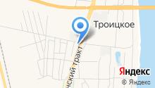 Транзит-Сервис на карте