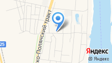Троицкое почтовое отделение №520 на карте